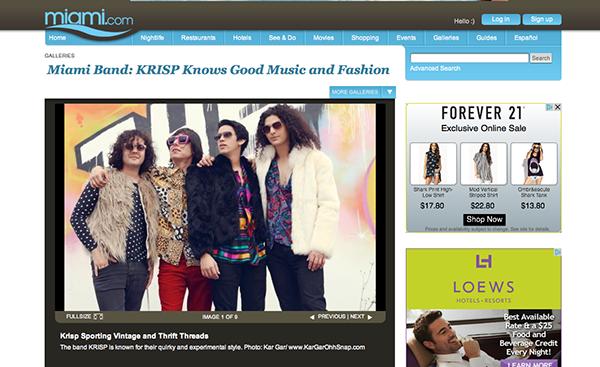 Krisp - Miami.com