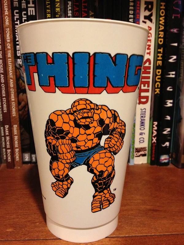 Thing Slurpee Cup