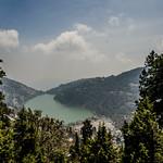 Nainital from Above