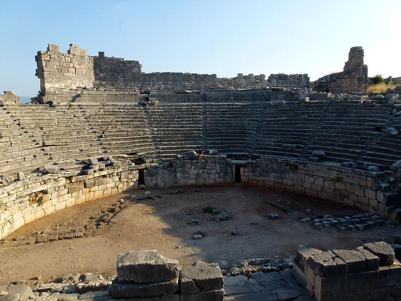Turquie - jour 16 - Cités lyciennes - 045 - Patara et Xanthos