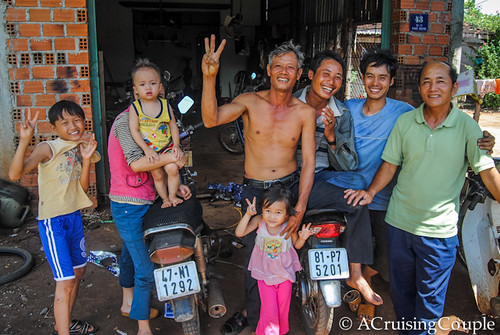 Visit Vietnam Bike Repair