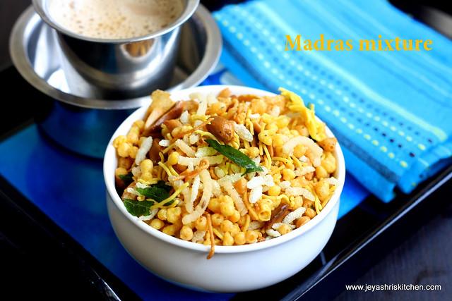 Madras- mixture