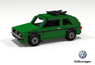 Volkswagen Golf Mk1 3-Door