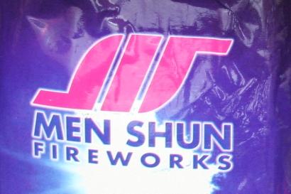 Men Shun Fireworks