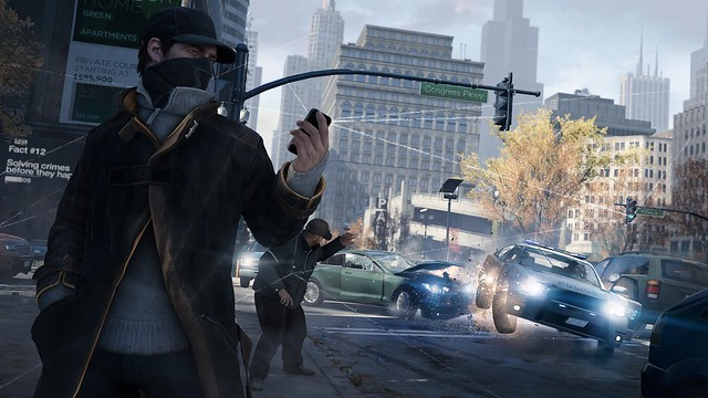 Watch_Dogs - ScreenShot 1