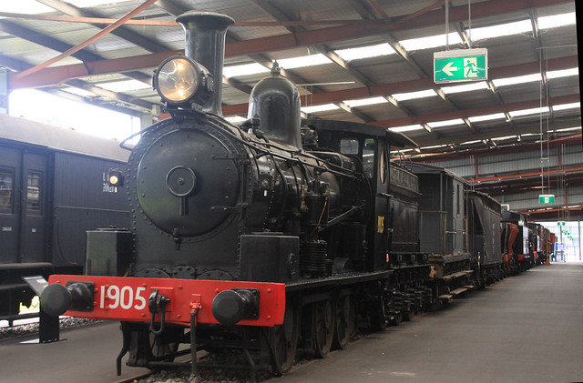 Rail Transport Museum