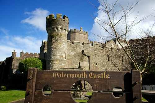 Watermouth Castle and Theme Park - Britain's Best Days Out in Devon