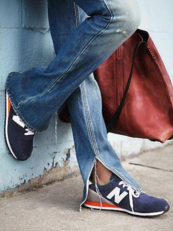 eatsleepwear, sneakers, style, new-balance, denim