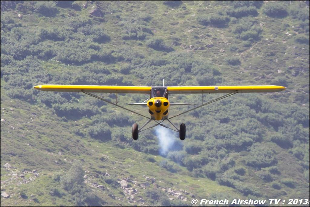 Carbon Cub SS EI-LSA, Meribel Air Show 2013