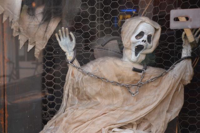 The Scream, by Edvard Grinch