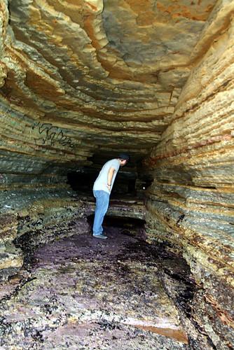 Sunset Cliffs Caves