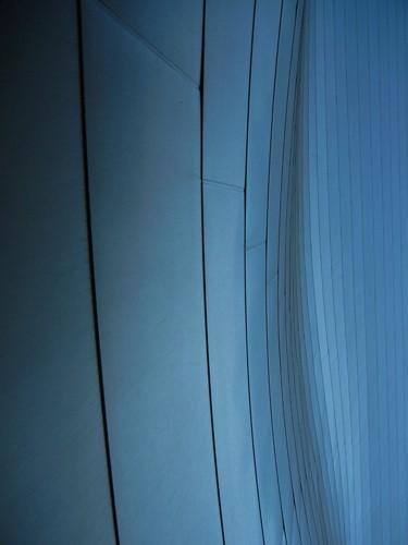 DSCN8524 _ Exterior Detail, Walt Disney Concert Hall, Los Angeles, July 2013