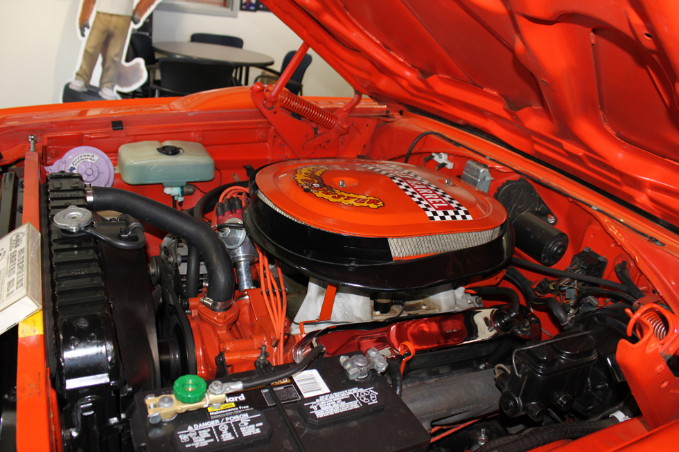 AutoNation Dodge Ram - Plymouth Roadrunner Engine