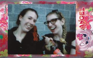 Marijke and I