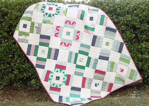 Strip Savvy Mother's Day Quilt