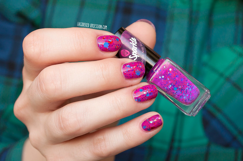 Ms. Sparkle - Orchideous & Mischief Managed
