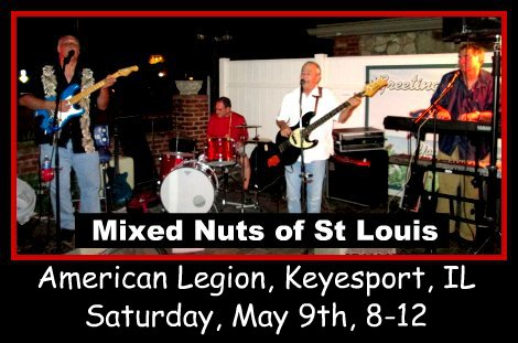 Mixed Nuts of St. Louis 5-9-15