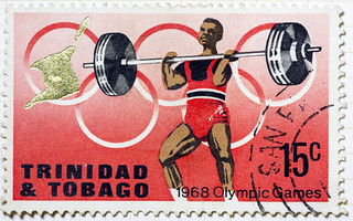 1968 Olympics Weightlifting 15