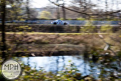 John Cleland - Porsche Boxster