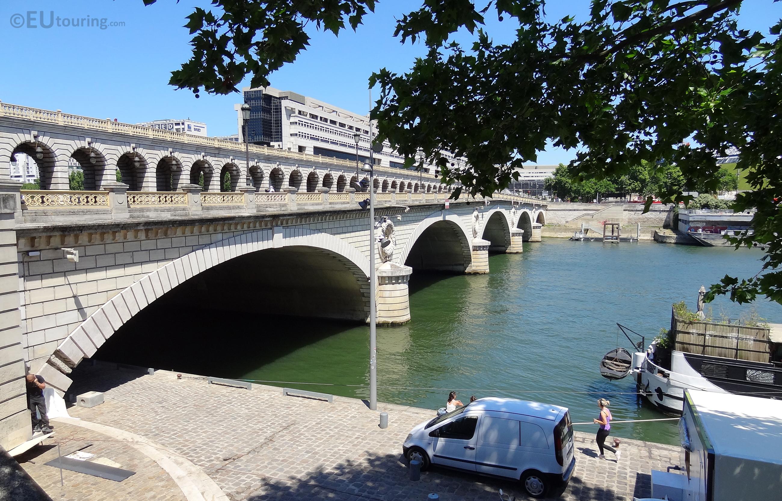 Pont de Bercy over the Seine