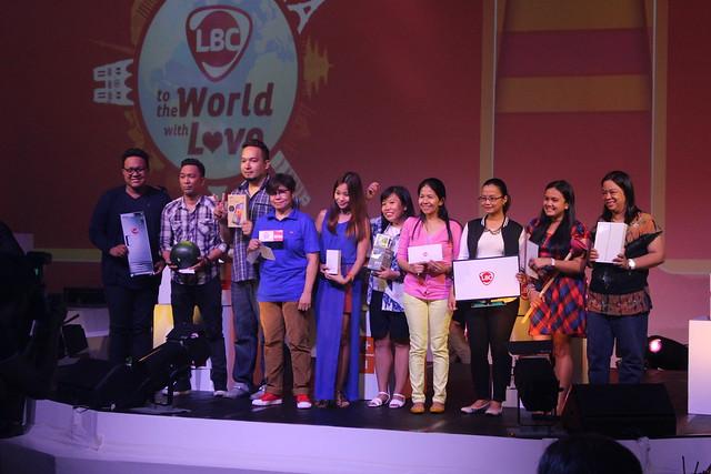 LBC event