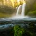 Koosah Falls - Explored #30 by Matt Payne Photography
