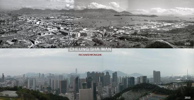 長沙灣 1951-2010 Cheung Sha Wan