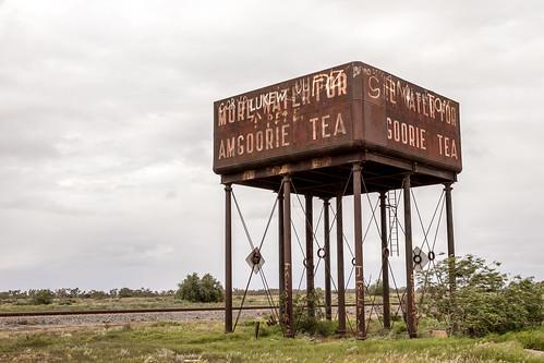 Steam Era Water Tower