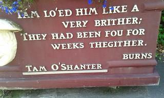 Shanter at Allowa