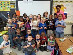 Vicky Magee, Peoples Bank, Mendenhall - Magee Elementary School - 2nd grade
