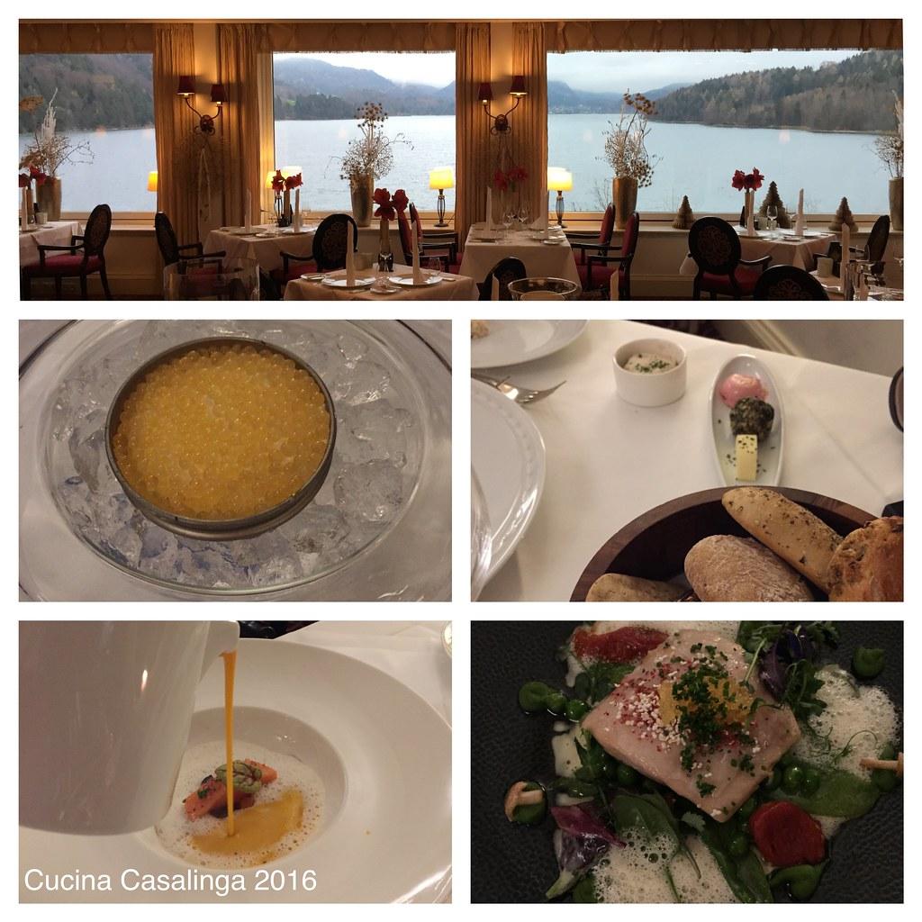 Schloss Fuschl - Restaurant