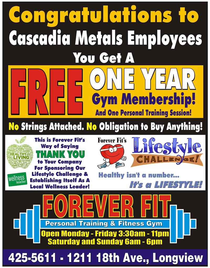 Cascadia Metals 11-2016