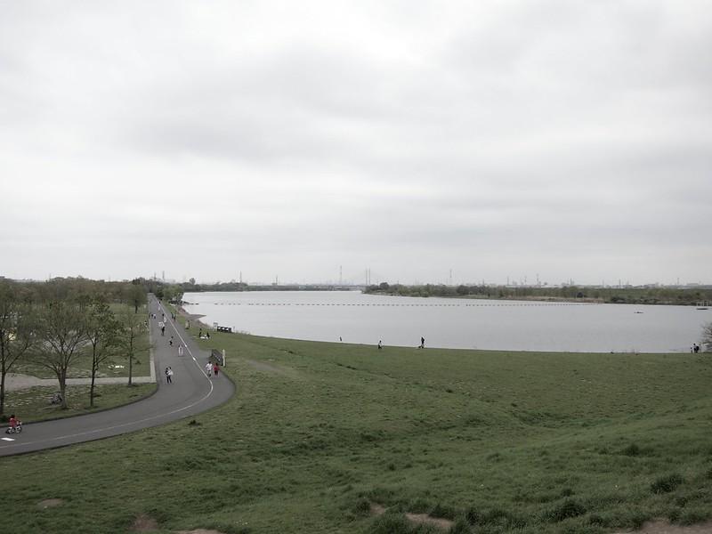 2012年4月21日の彩湖