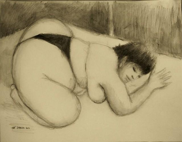 Erotic Bbw Art 19