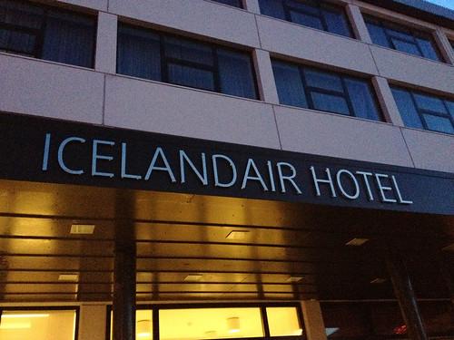 Icelandair Hotel