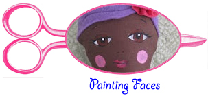 Painting doll faces tute