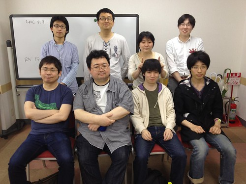 LMC Chiba 419th : Top 8