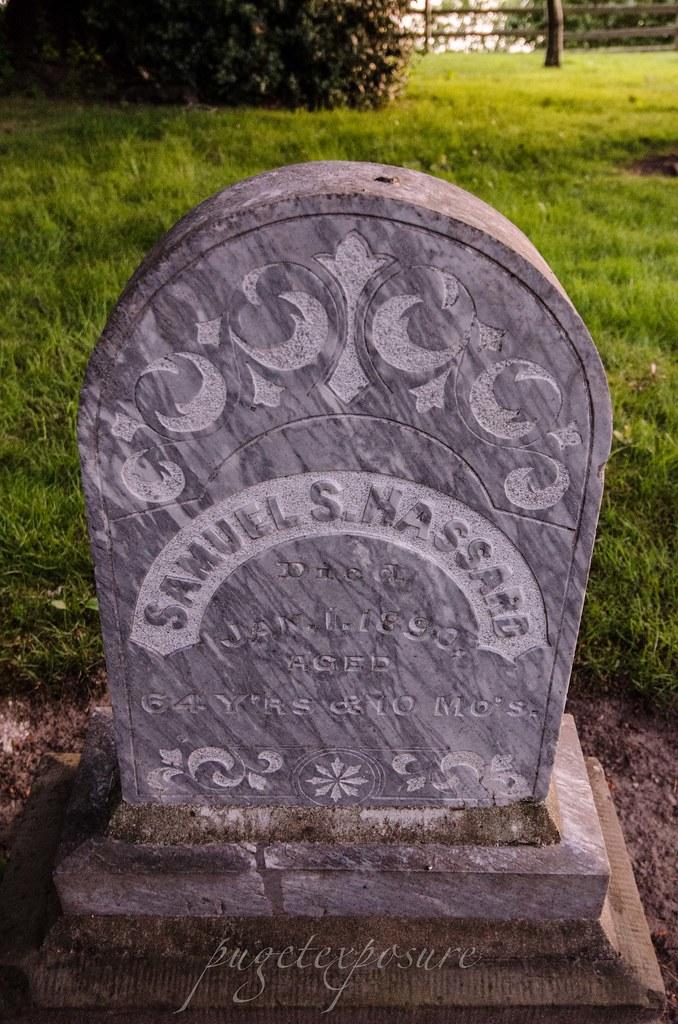 Pioneer Cemetery, Mukilteo Washington