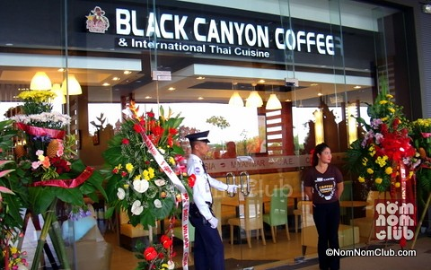 Black Canyon Coffee South Entrance