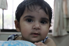 We Share The Same Passion For Life ..Nerjis Asif Shakir 11 Month Old by firoze shakir photographerno1