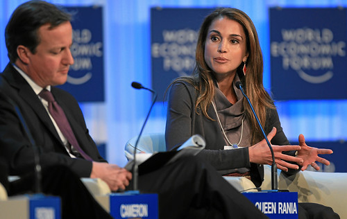 The Global Development Outlook:  H.M. Queen Rania speaks