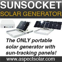 Sunsocket Solar Generator