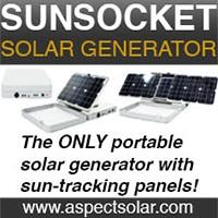 Sunsocket Solar Generator