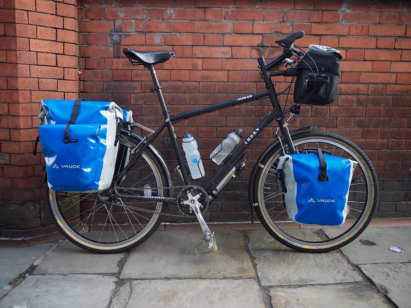 Ready to depart, Shrewsbury