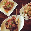 Thai feast for 2! Super delicious and spicy. #foodspotting #jeroxieeats #igerssydney