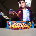 Alex Christ - Fast Fingers 16 - Kickflip BS Tail