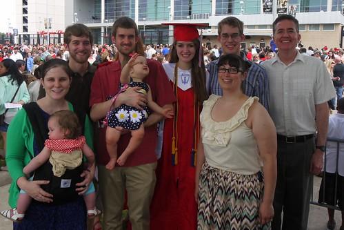 Katie's Graduation