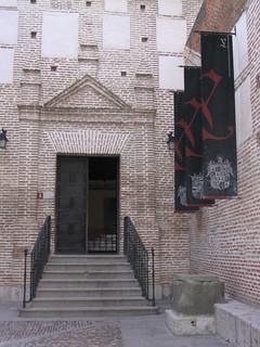 Palacio Testamentario, en Medina del Campo.