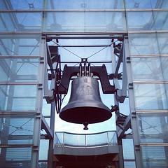 Bell in Newport.