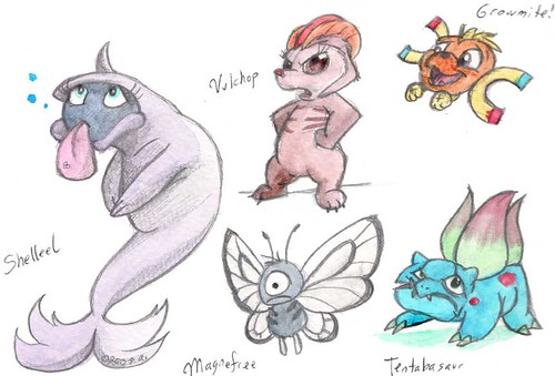 5.29.13 - Fun with Pokefusion